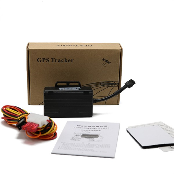 3G Motorcycle GPS Tracker TK210
